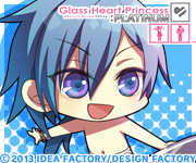 Glass Heart Princess-FD